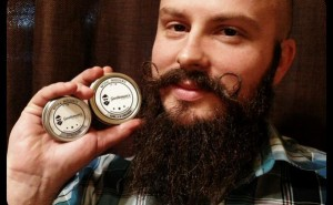 All Natural Beard Balm 3
